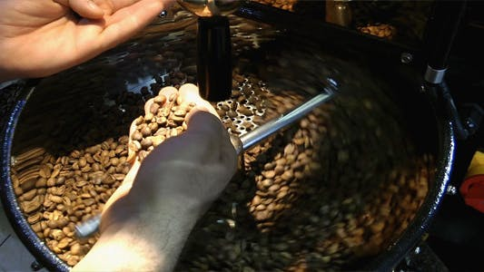 Thumbnail for Coffee Roasting Machine Testing