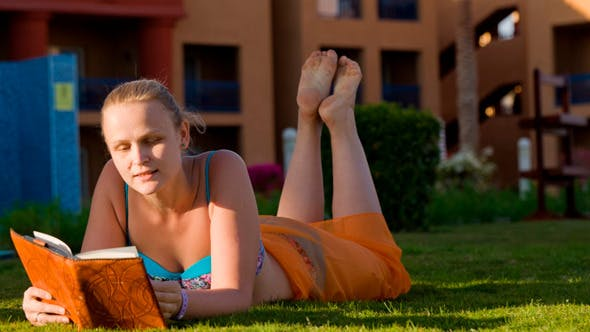 Thumbnail for Relaxation With Reading on Resort
