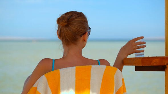 Thumbnail for Relaxing on  Beach