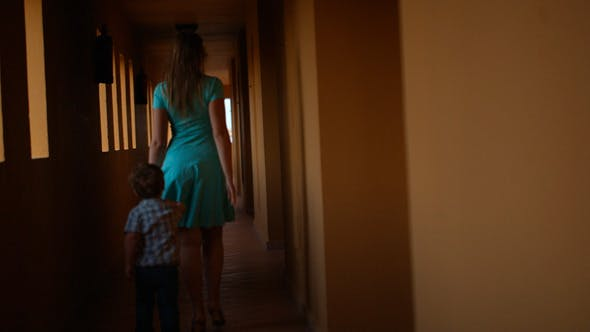 Thumbnail for Mor And Son in Hotel Hall