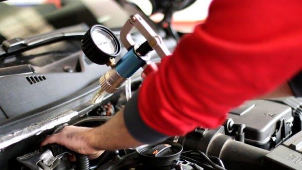 Thumbnail for Vacuum Pump Car Reparation