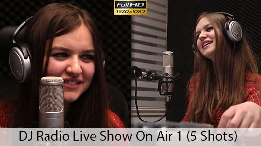 Thumbnail for Radio Studio
