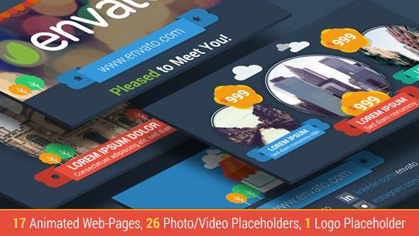 Thumbnail for Ecommerce Website Price Presenter