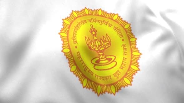 Maharashtra Flag (India)