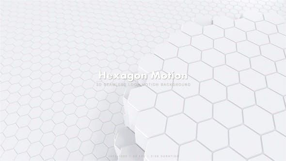 Thumbnail for Hexagon Tech Motion