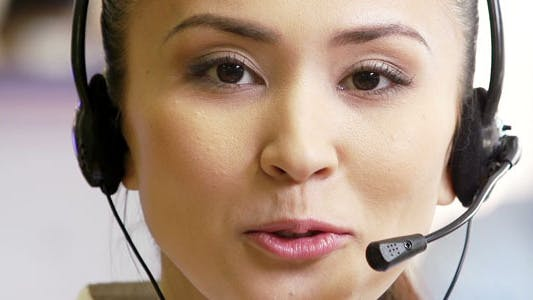 Thumbnail for Receptionist with Headset