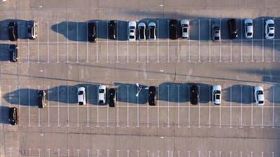 Car Parking Aerial