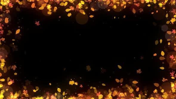 Thumbnail for Autumn Leaves Frame
