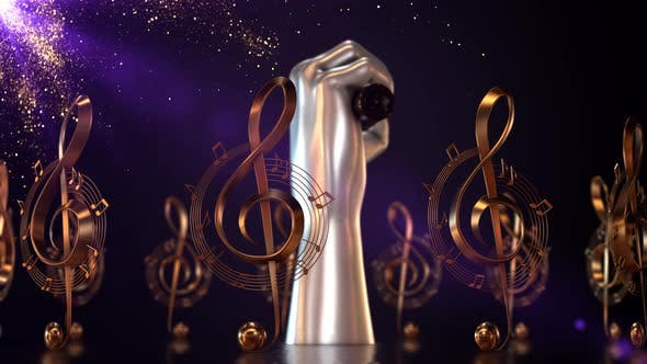 Thumbnail for Music Award