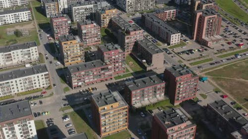 Modern City District