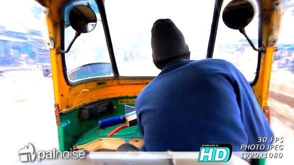 Thumbnail for RickShaw Motocar India