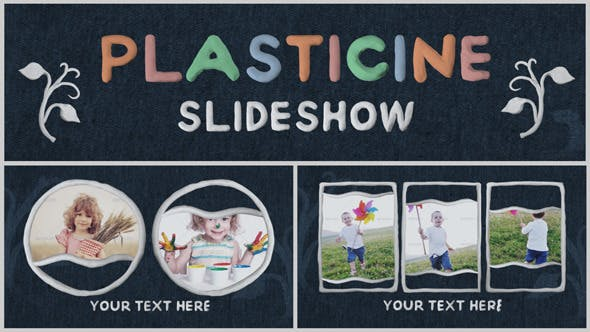 Thumbnail for Plasticine Slideshow