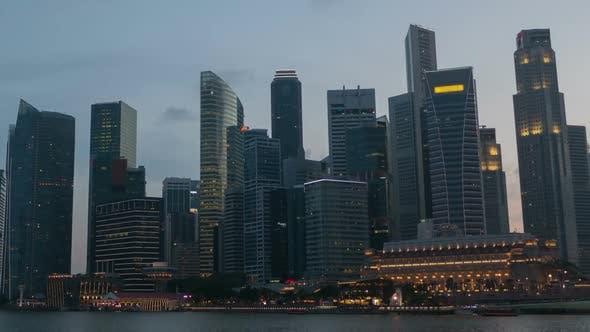 Thumbnail for Singapore Building City