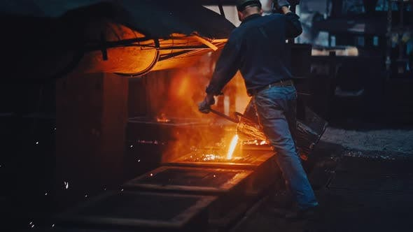 Thumbnail for Steel Manufacturing
