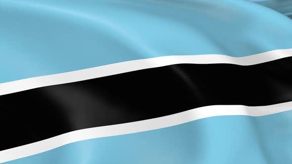 Thumbnail for Botswana Flag