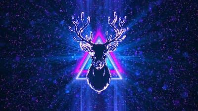 Disco Deer