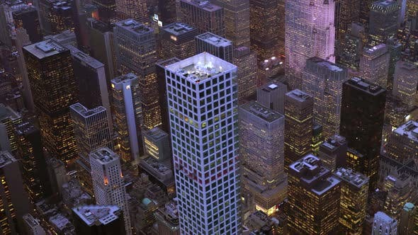 New York City High Rise Buildings Landmarks
