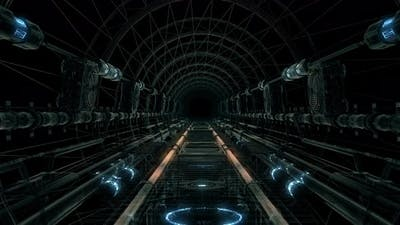 Digital Railway Tunnel