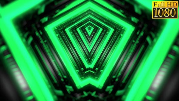 Thumbnail for Kaleidoscope Vj Loops V46