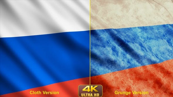 Thumbnail for Russia Flags