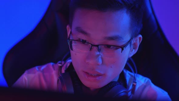 Asian Computer Games Player
