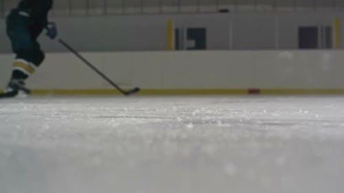 Ice Hockey Stop