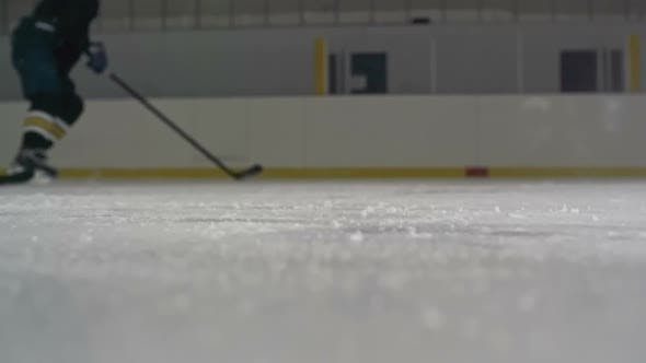 Cover Image for Ice Hockey Stop