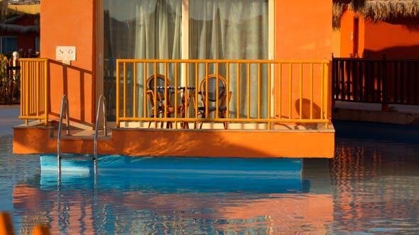 Summer House in Resort