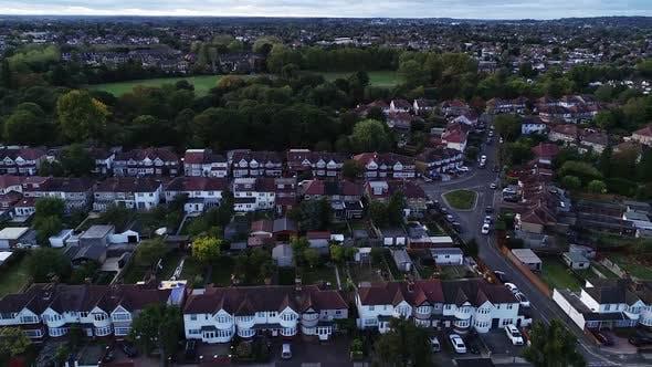Aerial England