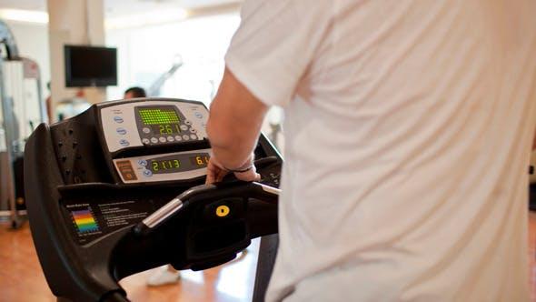 Thumbnail for Walking on  Treadmill