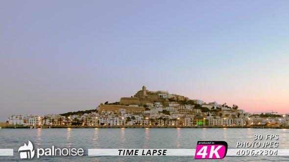 Ibiza Port & Downtown