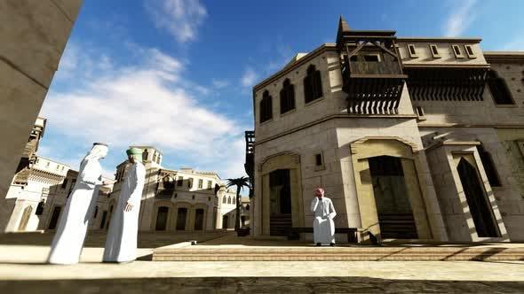 Thumbnail for Arabic City View