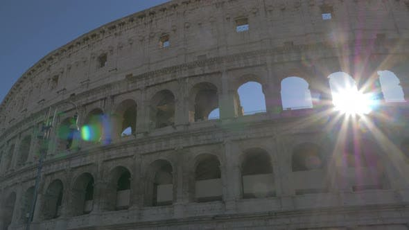 Thumbnail for The Coliseum in Clear Weather
