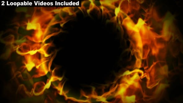 Thumbnail for Flames Rings Package (2 Versions)