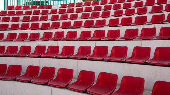 Thumbnail for Empty Red Seats in Amphiater