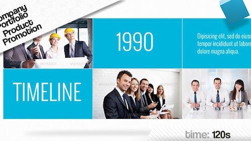 Company Portfolio or Product Promotion