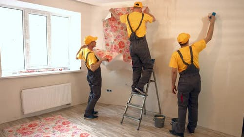 Specialists Wallpapering.