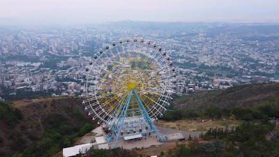 Ferris Wheel Aerial