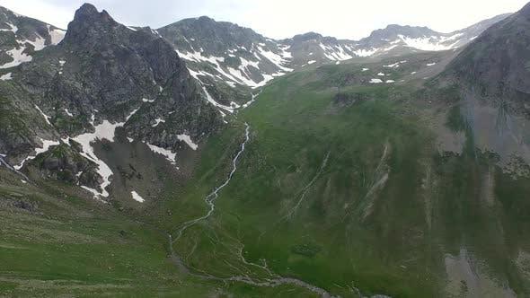 Thumbnail for Spring Season at High Rocky Mountain Valley