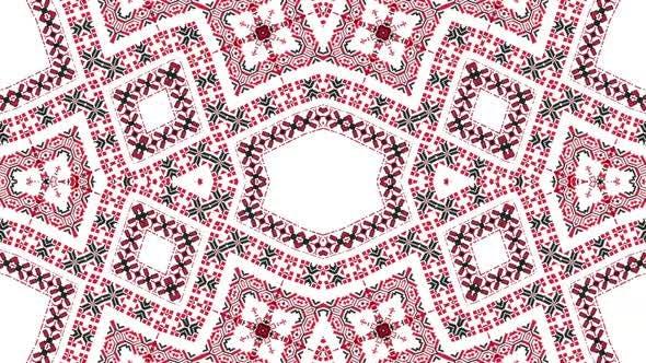 Folklore Dancing Patterns
