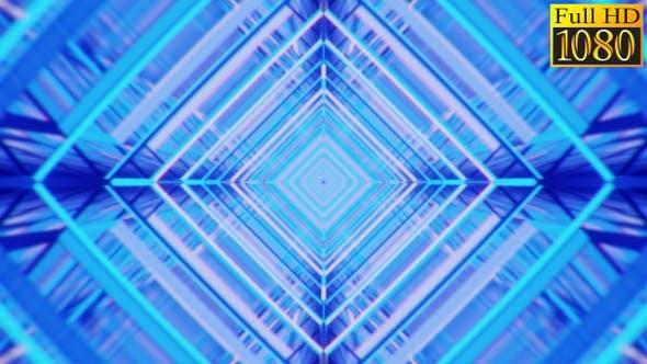 Thumbnail for Retrowave Kaleidoscope Vj Loops Pack V7