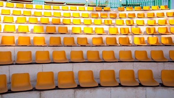 Cover Image for Rows Of Empty Seats