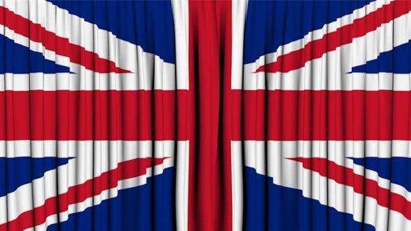 United Kingdom Curtain Open
