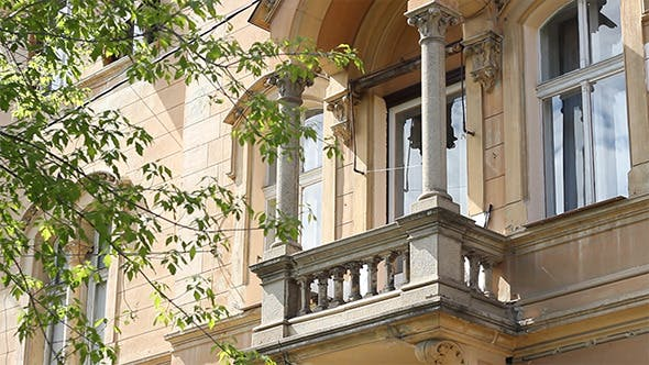 Thumbnail for Old Architecture Balcony