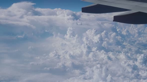 Thumbnail for Over Clouds From Airplane