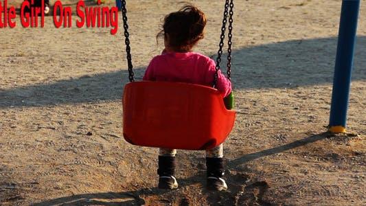 Thumbnail for Little Girl On Swing