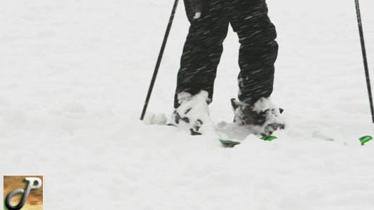 Thumbnail for Skiing At The Park 02