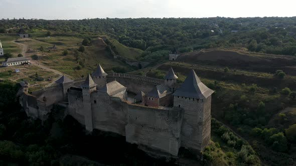 Thumbnail for Beautiful Old Khotyn Castle