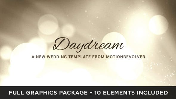 Thumbnail for Daydream Mariage