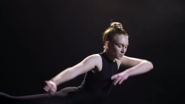 Thumbnail for Sensual Actress Emotionally Dancing Contemp